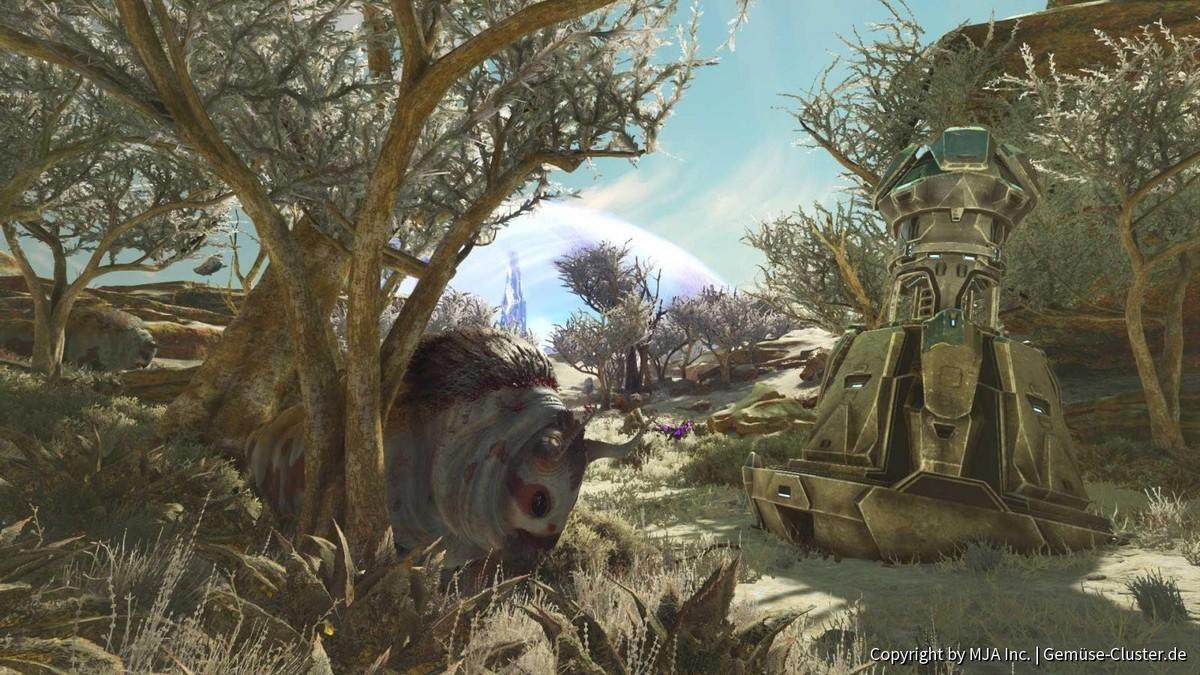 Neue Extinction Teaser Bilder