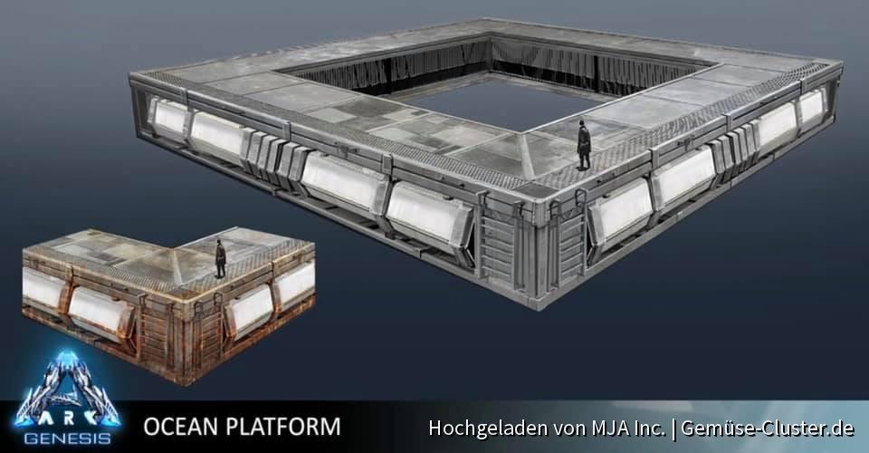 ARK Genesis Ocean Platform