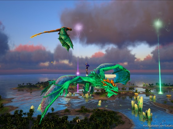 How to Tame a Tropical Dragon