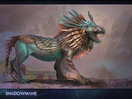 Extra Live 2020 - ARK - Genesis 2 -- Shadowmane