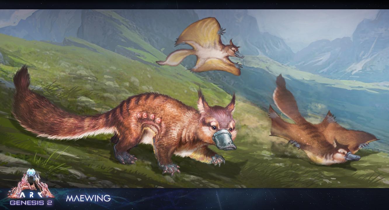 ARK: Genesis Teil II - Der Maewing