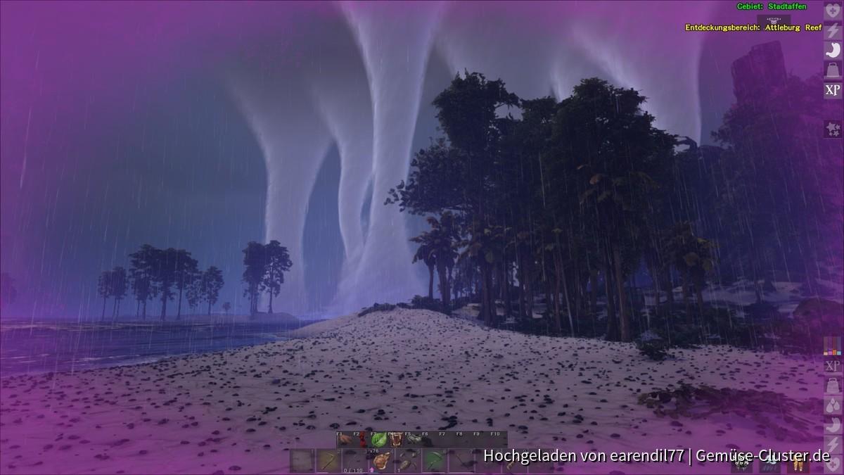 Tornado-Wetter