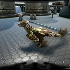 Baby Deinosuchus