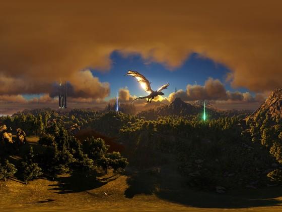 TheIsland Panorama