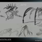 ARK Genesis Bloodstalker