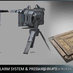 ARK Genesis Alarm System