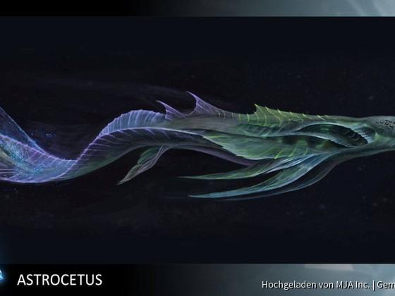 ARK Genesis Astrocetrus