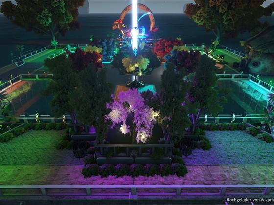 Genesis Basis - Garten