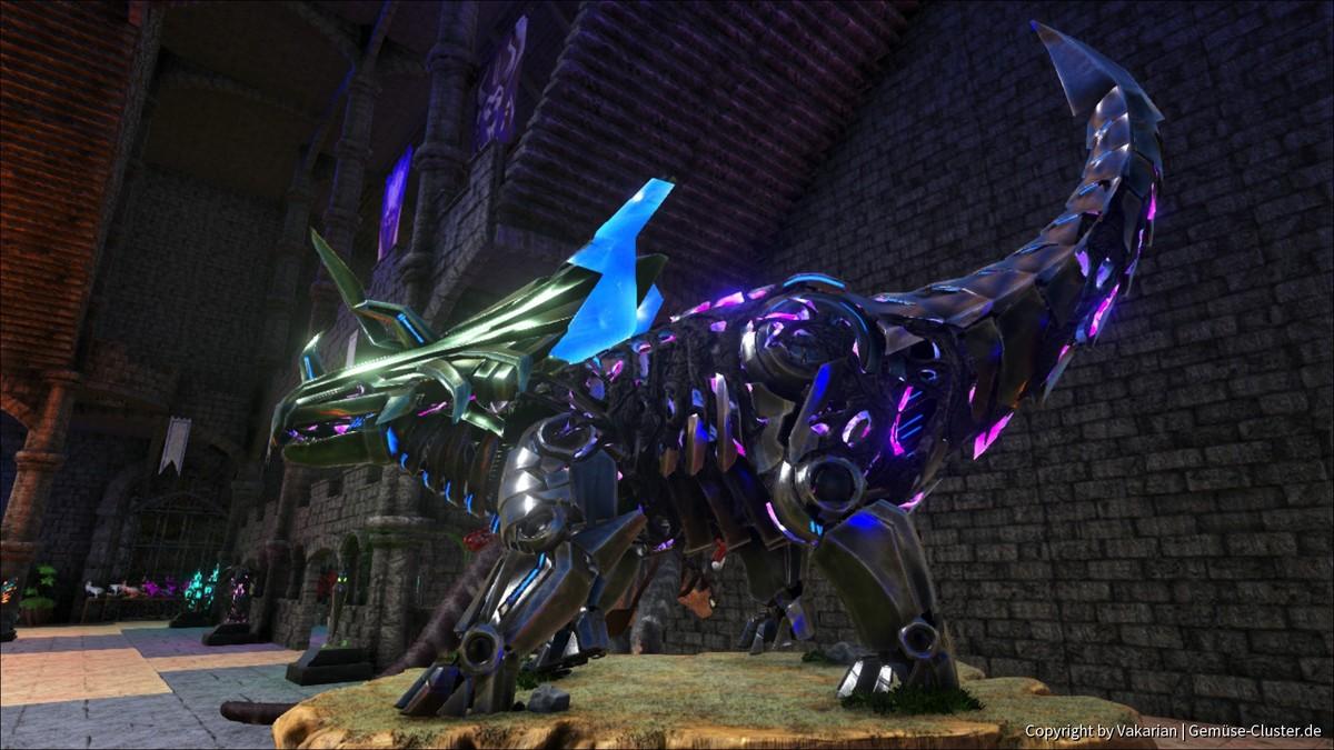 Enraged Corrupted Triceratops