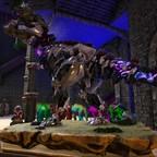 Enraged Corrupted Rex